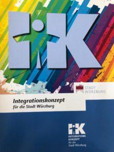 Thema beim Treffen der Arge Wohlfahrt mit Vertretern des Sozialreferats war das neu erstellte Integrationskonzept der Stadt Würzburg am 08.08.2019